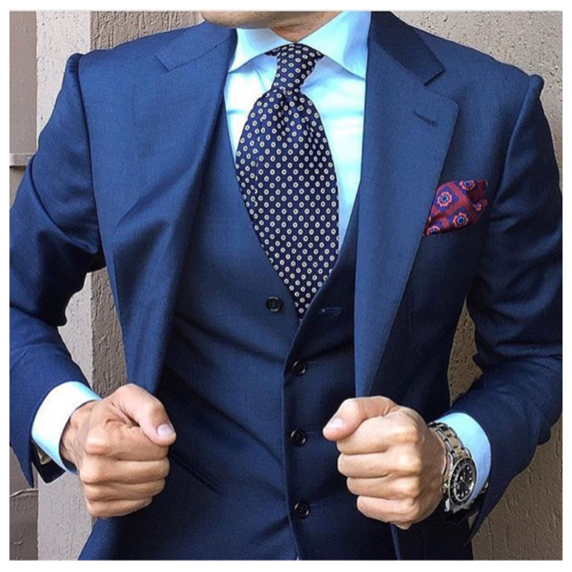 Three Piece Suit Social